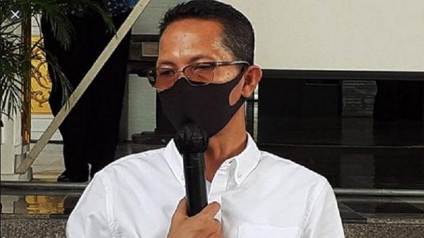 Wakil Wali Kota Batam Amsakar Achmad dan Istri Terkonfirmasi Positif Covid-19