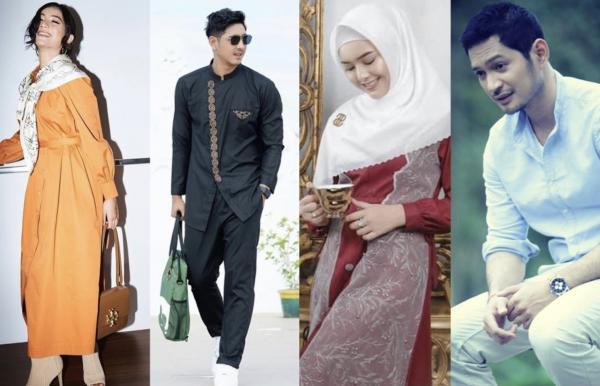 4 Inspirasi Fashion untuk Ramadan ala Artis Sinetron Ikatan Cinta