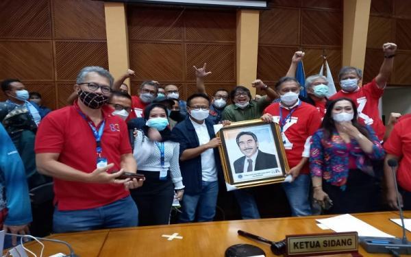 Gembong Primajaya Terpilih sebagai Ketum IA ITB 2021-2025