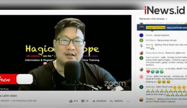 Resmi Jadi DPO, Ternyata Ini Nama Asli Jozeph Paul Zhang