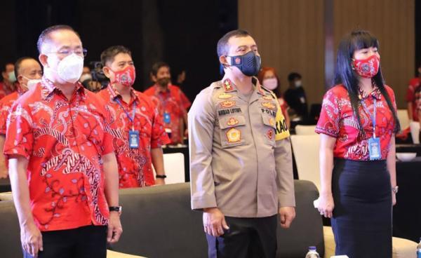 Kapolda Jateng Ajak Warga Tionghoa Jaga Keutuhan NKRI