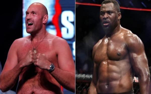 Terima Ajakan Duel Francis Ngannou, Tyson Fury: Saya Akan Memakannya 7 Kali
