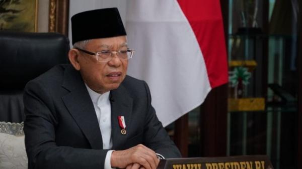 Mudik Dilarang, Ma'ruf Amin : Silaturahmi Lebaran Bisa Melalui Daring
