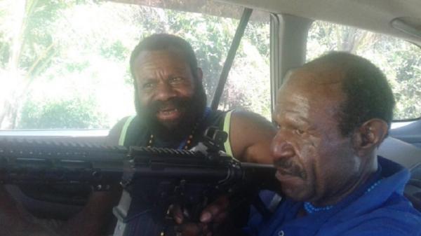 Penyandang Dana Pembelian Senjata ke KKB Ditangkap Satgas Nemangkawi