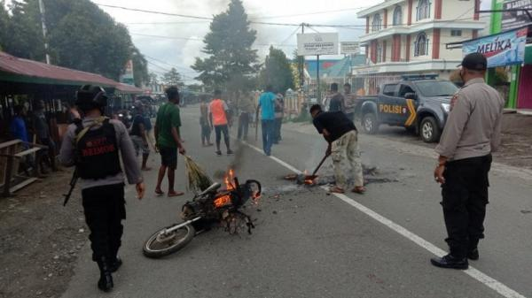 2 Kelompok Warga di Manokwari Bentrok, Satu Orang Tewas