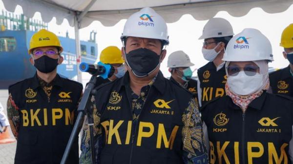 Menteri Trenggono Ingatkan Eksportir Perikanan Jangan Nakal Soal Pajak