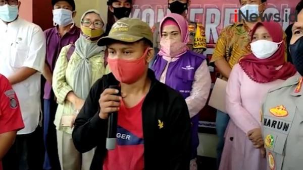 Video Pelaku Bully terhadap Bocah 10 Tahun di Bogor Diamankan Polisi
