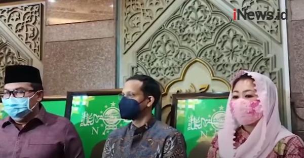 Video Ini Isi Pertemuan Mendikbud dengan PBNU Soal Kamus Sejarah Indonesia