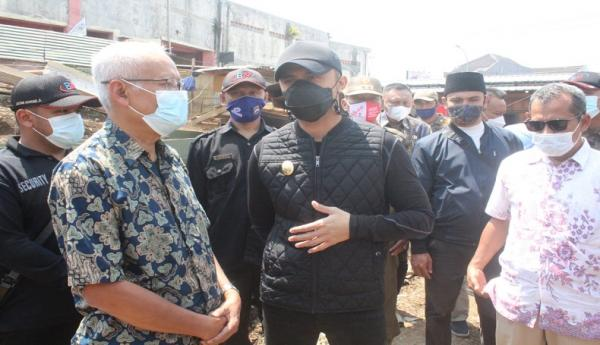 Groundbreaking Jalan Dinilai Timbulkan Kerumunan Warga, P4KBB Kritik Hengki Kurniawan