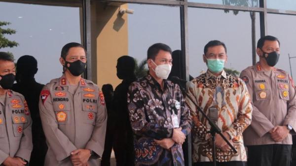 KPK dan Polda Lampung Gelar Rakor terkait Penanganan Tipikor
