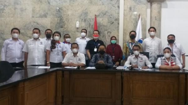 Sambut Kedatangan KPK, Sekjen DPP Perindo Ahmad Rofiq Dukung Program Sistem Integritas Partai Politik