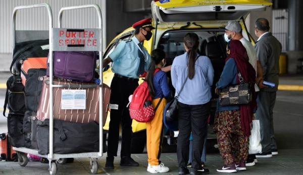 Wabah Covid Mengganas di India, Orang Kaya Sewa Jet Pribadi Kabur ke Luar Negeri