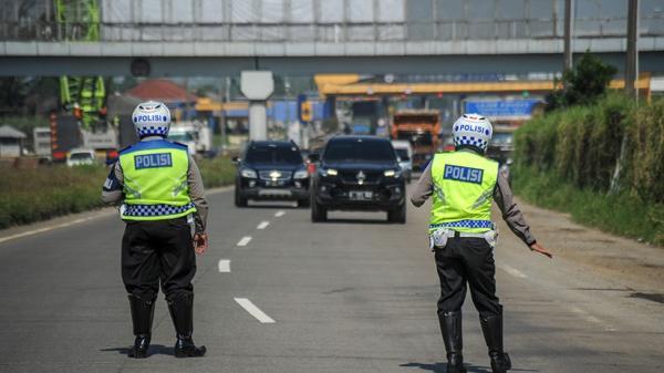 3.057 Kendaraan Terjaring di Pos Penyekatan Kabupaten Blitar, 1.134 Diputar Balik