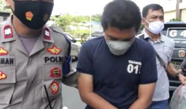 Tersinggung Utang Tak Dibayar, Pria Ini Bunuh Teman Wanita