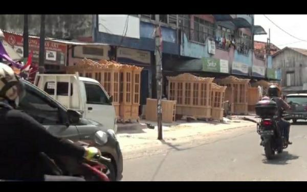Mengunjungi Sentra Ukiran Kayu Khas Palembang