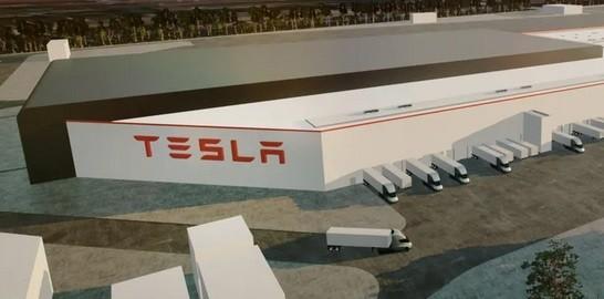 Tesla Bangun Fasilitas Daur Ulang Baterai di China