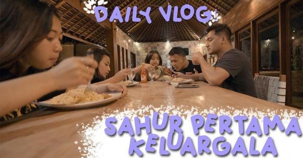 Sahur di Bali, Vanessa Angel Masak Spaghetti Bolognese dari Resep William Gozali