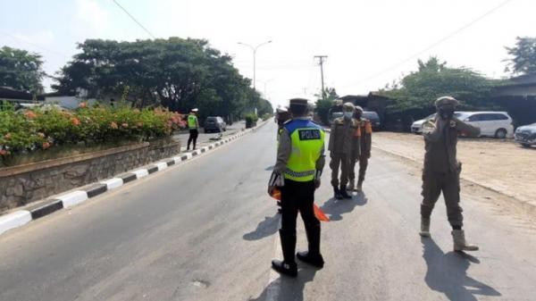 Polda Metro Jaya: Kabupaten Bekasi Pertahanan Terakhir Penyekatan Mudik