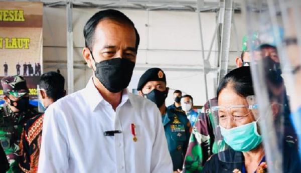 Kesedihan Jokowi Melihat Foto-foto Awak KRI Nanggala 402 yang Gugur