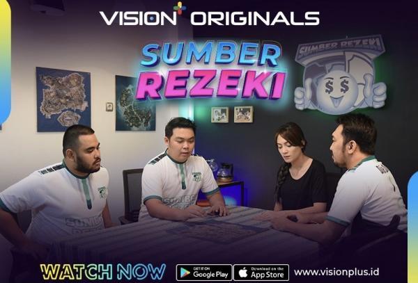 Vision+ Originals Sumber Rezeki Episode 7: Saatnya Kembali Bersama Demi Wujudkan Impian!