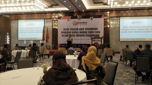 Bawaslu Apresiasi Penyelenggaraan Pilkada Serentak 2020 di Jabar Aman