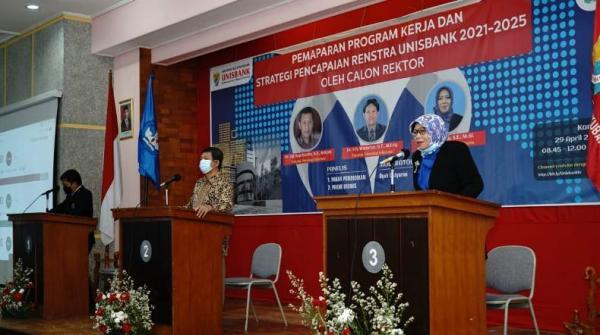 3 Alumni UGM Yogyakarta Bersaing Duduki Kursi Rektor Unisbank