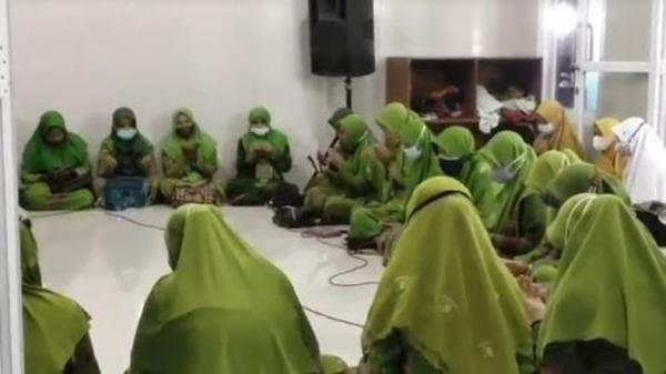 Peringati Nuzulul Quran, Muslimat NU di Blora Gelar Pengajian