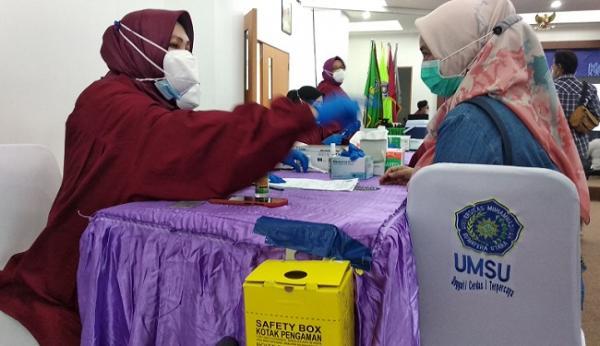 Diawali dari Pakualaman, Pemkot Jogja Tuntaskan Vaksinasi Covid-19 per Kecamatan