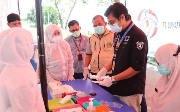 Geger Daur Ulang Alat Tes, Angkasa Pura Pastikan Rapid Test di Kualanamu Sesuai Prosedur