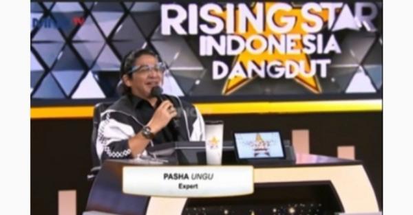 Pasha Ungu : Rising Star Indonesia Dangdut di MNCTV Angkat Musik Dangdut Tanah Air