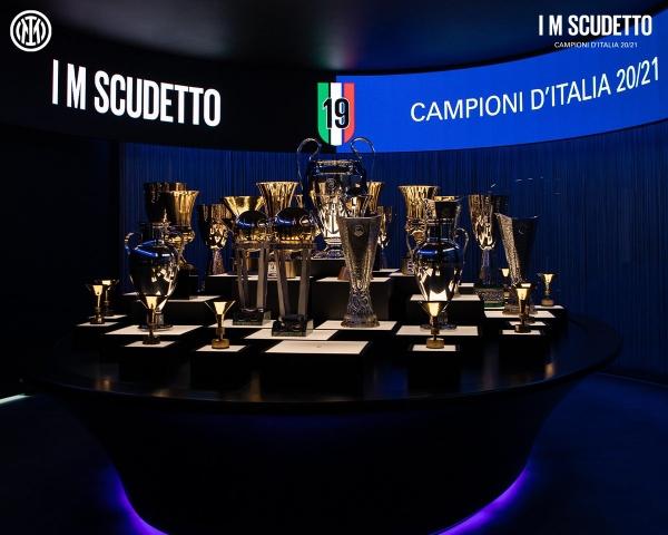 Fakta-Fakta Inter Milan Raih Scudetto ke-19, Nomor 4 Terasa Spesial
