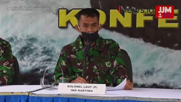Sambil Terisak, Kolonel Iwa Kartiwa Bantah Isu Sakit Terpapar Radiasi Kapal Selam