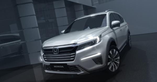 Sasar Low SUV, Honda N7X Concept Ancam Toyota Rush, Xpander Cross dan Suzuki XL7