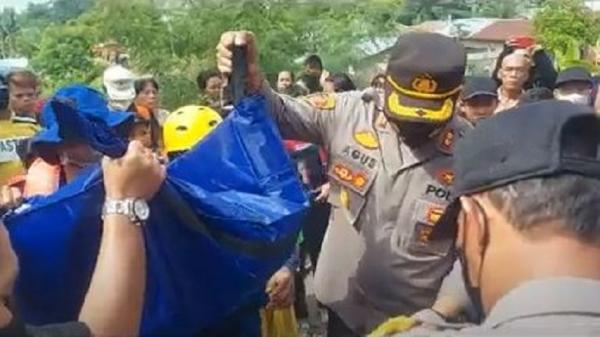 Tragis, Bocah yang Tenggelam di Sungai Padang Ditemukan Tewas