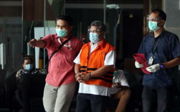 Korupsi Lahan Kuburan, Wabup OKU Divonis 8 Tahun dan Hak Politik Dicabut
