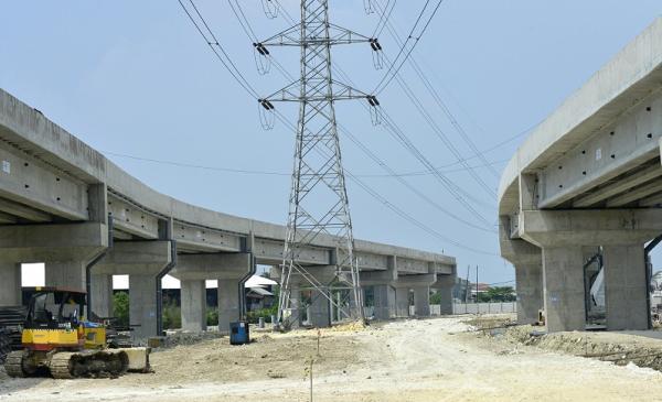 Dibantu Pusat, Penyelesaian Proyek JLLB di Surabaya Kini Lebih Ringan