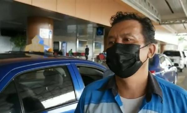 Mudik Dilarang, Sopir Taksi Bandara Supadio Ngeluh Penumpang Sepi