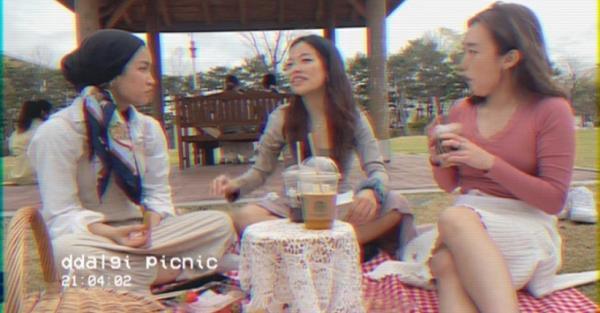 Intip Keseruan Piknik dari Mahasiswi Kampus No 1 di Korea Selatan