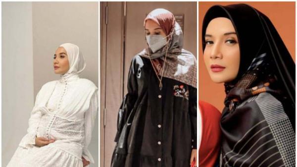 5 Potret Zaskia Sungkar, Putri Mark Sungkar yang Cantik bak Bidadari