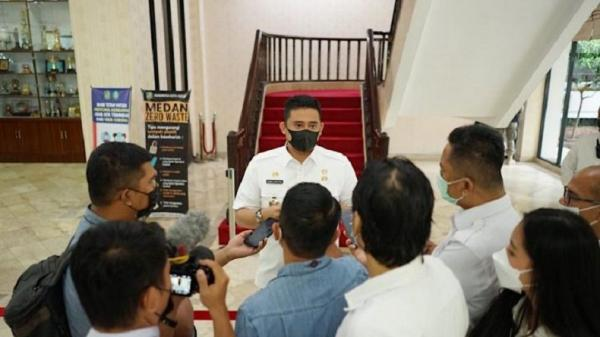 Bobby Nasution Tutup Kesawan City Walk