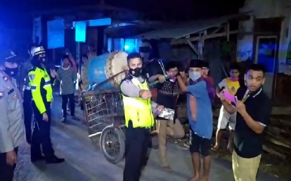 Patroli Balap Liar hingga Kerumunan, Sabarnya Iptu Rita Hadapi Para Remaja