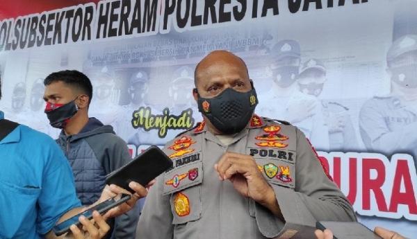 Gubernur NRFB Alek Hamberi Kembali ke NKRI, Kapolda Papua Berharap yang Lain Menyusul