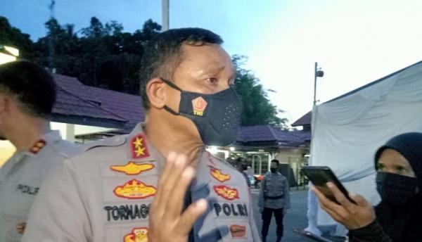 Berkunjung ke Polres Manokwari, Kapolda Singgung Anggota yang Suka Mabuk-mabukan