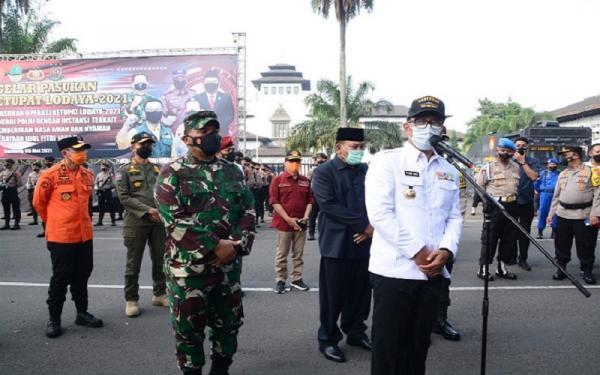 Objek Wisata di Daerah Zona Merah Covid KBB dan Kota Tasikmalaya Diminta Tutup