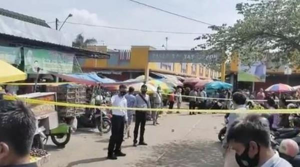 Viral, Video Pedagang di Blora Diduga Diperas Oknum Anggota Ormas