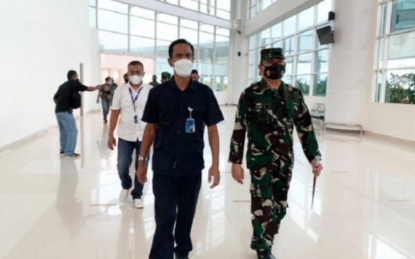 Bandara Syamsudin Noor Beroperasi 8 Jam Selama Larangan Mudik