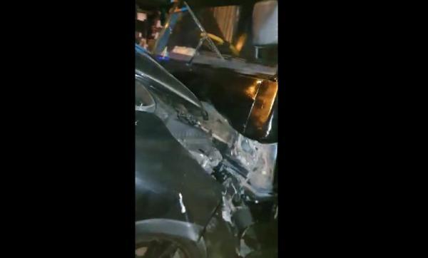 Kecelakaan usai Supervisi, Ketua Bawaslu Jatim Dilarikan ke Rumah Sakit