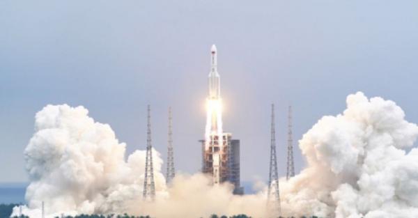 Roket Besar China Bakal Jatuh ke Bumi, Begini Cara Melacaknya Secara Online