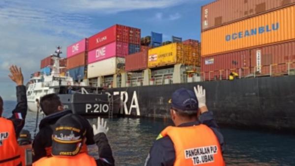 2 Kapal Tabrakan di Perairan Bintan, Semua ABK Selamat