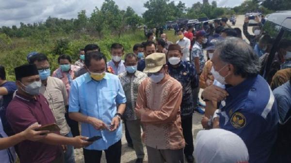 Marak Penambangan Bijih Timah Ilegal di Bangka Tengah, Ini Sikap Kementerian ESDM